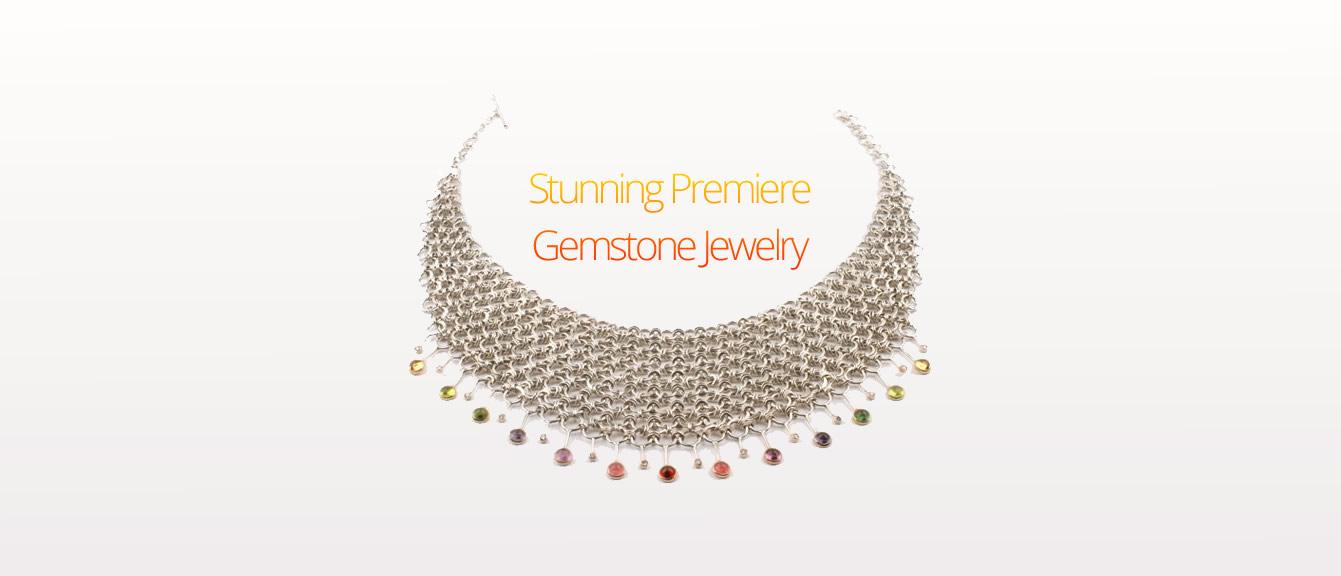 Stunning Premiere Gesmstone Jewelry