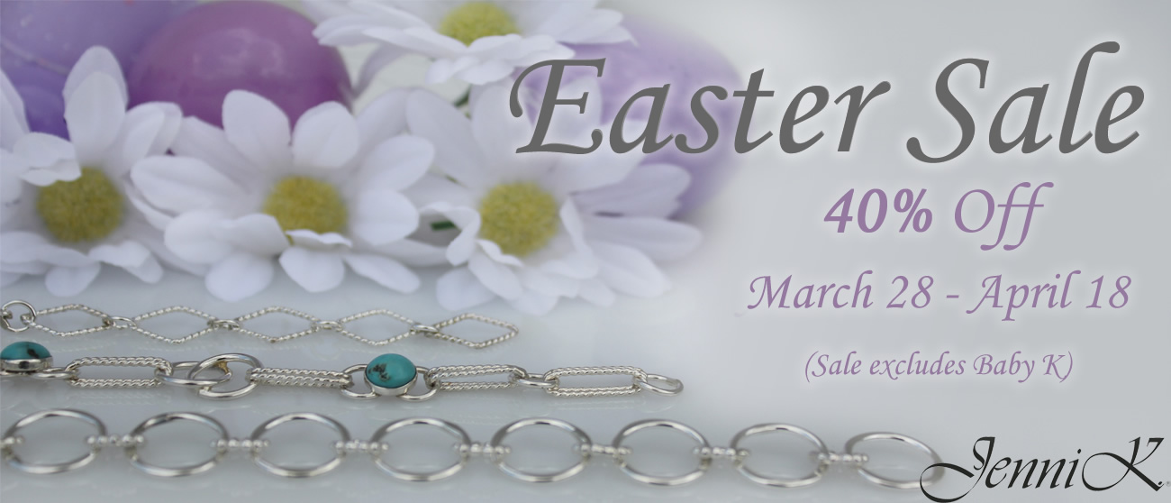 Easter Sale - 40% OFF